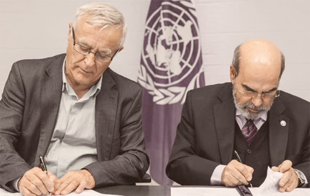 Memorándum de Entendimiento entre la FAO y la ciudad de València
